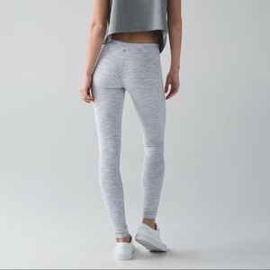 Brand new lululemon ice grey leggings